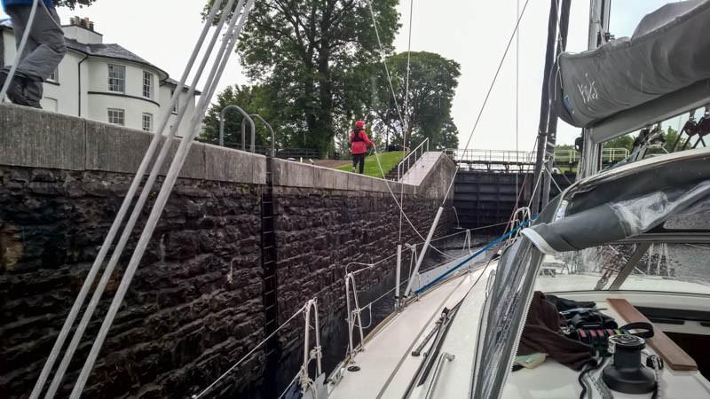 Caledoniakanalen 18